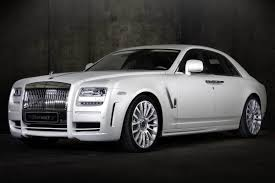 mansory cars 2015 mansory rolls royce ghost revealed evo