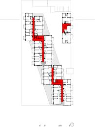 Floor Plan Business by Gallery Of Savica Business U0026 Residential Building Studio Za