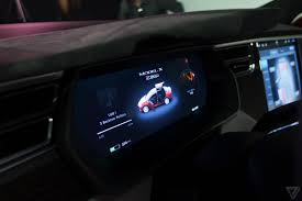 tesla software update said to include ui refresh improvements to