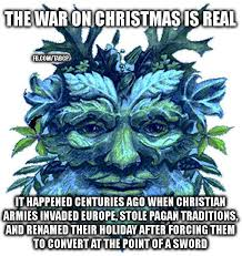 War On Christmas Meme - war on christmas memes the yule tree the grasshopper