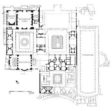 domitian u0027s imperial palace on the palatine hill the roman quests