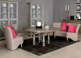 Jupe Dining Table Hacienda Jupe Dining Table Sarreid Ltd Portal Your Source