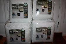biddeford heated mattress pad ebay