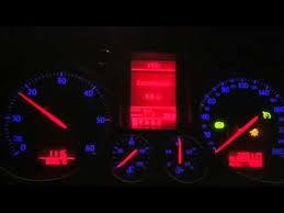 oil pressure warning light passat b6 2 0 tdi low oil pressure warning youtube
