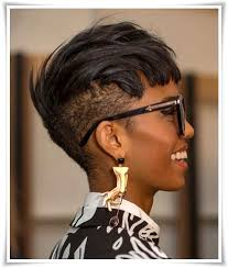 women haircuts with ears showing 55 winning short hairstyles for black women