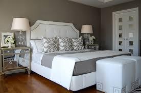 Grey Master Bedroom - Bedroom gray paint ideas
