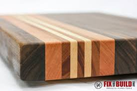 7 Techniques For Finishing Beech Woodworking Projects by How To Make A Cutting Board From Any Wood Fixthisbuildthat