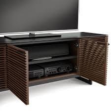 Modern Media Storage Furniture by Corridor Media Console 8179 Bdi