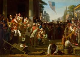 inaugural luncheon head table the controversy behind the painting that will hang at trump s