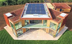 self sustaining homes eco living the leicestershire home that powers itself telegraph