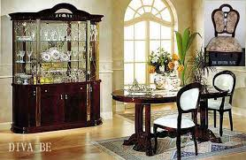 Italian Lacquer Dining Room Furniture Astonishing Italian Classic Dining Black Design Co Of Lacquer Room