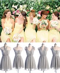 latest bridesmaid dress trends