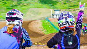female motocross gear nancy maxwell owner of women u0027s motocross gear brand phoenix