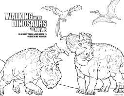 walking dinosaurs printable coloring mama likes