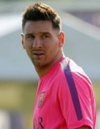 football hairstyles messi s new military hairstyle after season s first haircut color