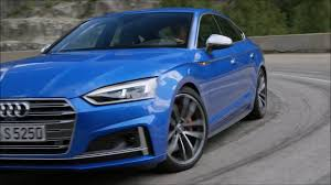 video driving 2017 audi s5 sportback caricos com
