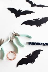 Martha Stewart Halloween Bats by Chalky Finish Halloween Bat Jars Holiday Decor Whipperberry