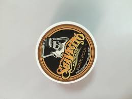 Pomade Wax suavecito pomade 4oz firme hold water soluble hair slicked back