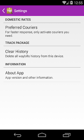 cek resi raja ongkir rajaongkir ongkos kirim android apps on google play