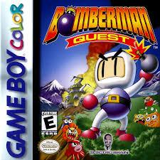 play bomberman quest nintendo game boy color online play retro