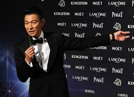 Andy Lau Blind Detective Hong Kong Superstar Andy Lau Was Injured In Thailand And His Fans