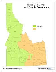 Map Of Boise Idaho Idaho Maps Page 2 Nrcs Idaho
