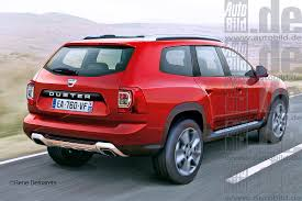 renault suv 2015 2017 dacia duster renault duster to grow by 150 mm