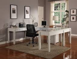 Office Table U Shape Design Parker House Boca Three Piece L Shaped Desk Sheely U0027s Furniture