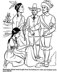 coloring pages pretty thanksgiving history coloring pages