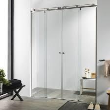 sliding shower screen corner vitra systempool krion