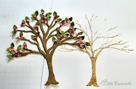 tree impression obsession solid tree and tree die kittiekraft