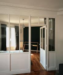 verriere chambre verrière intérieur bois chambre meubles et boiseries