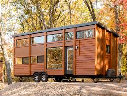 new canoe bay escape village offers tiny houses for rent in