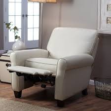 amazon com recliner chair leather by barcalounger for any living