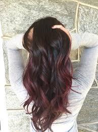 best 25 red black hair ideas on pinterest burgundy hair ombre