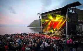 this festival in the faroe islands is magic travel leisure
