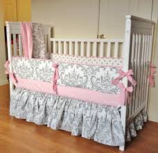 Beautiful Girls Bedding by Home Design Kumari Garden Crib Bedding Nursery Carousel