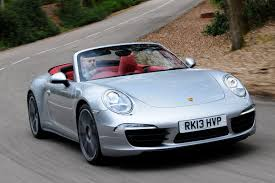 porsche convertible 4 seater porsche 911 carrera 4s cabriolet review auto express