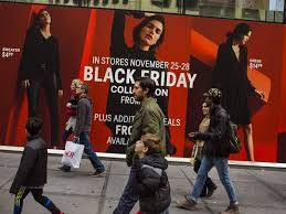 black friday is losing importance as sales move