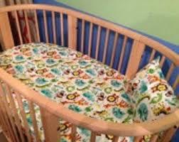 Oval Crib Bedding 13 Best Oval Cribs Stokke Or Leander Bedding Images On Pinterest