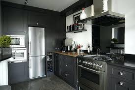 cuisine gris foncé meuble cuisine gris anthracite emejing salon gris blanc noir violet