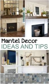 mantel decor ideas and tips picky stitch
