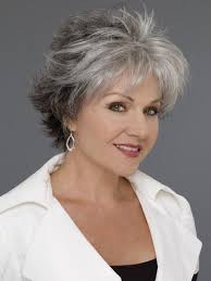 long gray hairstyles for women over 50 15 photo of medium to short haircuts for women over 50