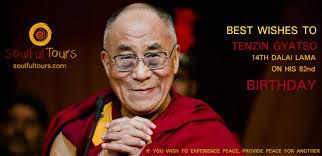 sermon on birthday thanksgiving dalai lama 82nd birthday celebrations in leh on 6th july 2017