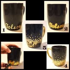 diy coffee mugs u2026revisited paint markers glass paint and markers