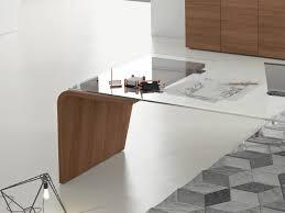 bureaux verre plateau en verre pour bureau maison design bahbe com