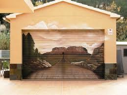 garage door art u0026 decals u2014 r c cabinets u0026 closets sonoma custom