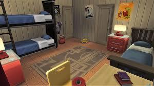 mod the sims brady bunch house