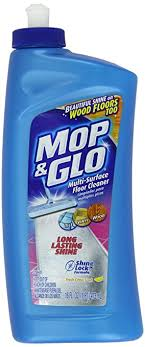amazon com mop glo multi surface floor cleaner 16 ounce