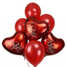 same day balloon delivery gifts and flowers delivery lebanon i you mylar helium
